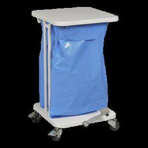 Abena Saekko Boy verrijdbare afvalbak 40 liter