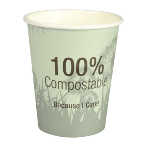Abena Dandelion biologisch afbreekbare koffiebekers