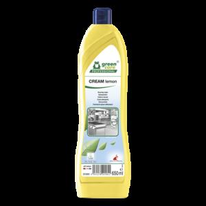 Green Care Cream lemon schuurmiddel met Europees Ecolabel