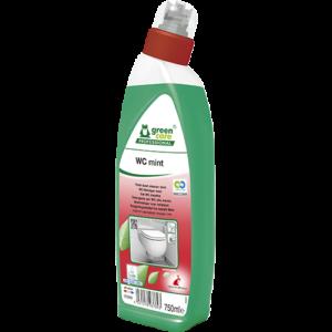 Green Care ecologische toiletreiniger met frisse mintgeur