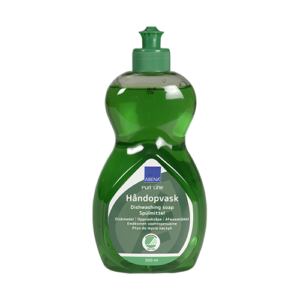 Abena Puri-Line duurzaam handafwasmiddel met Nordic Swan Ecolabel