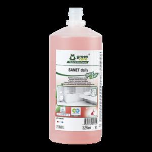 Quick-and-Easy dagelijkse sanitairreiniger duurzaam