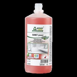 Sanet Quick and Easy krachtige sanitairreiniger duurzaam