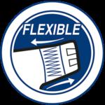 Product met flexibele tapes voor optimale pasvorm en aansluiting Abena