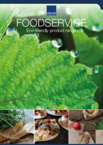 Abena Foodservice brochure duurzame food disposables