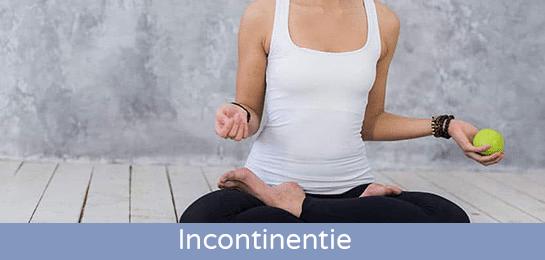 Bekkenbodemfysiotherapie bij incontinentie