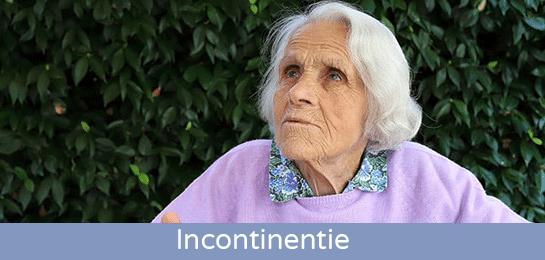 functionele incontinentie inco