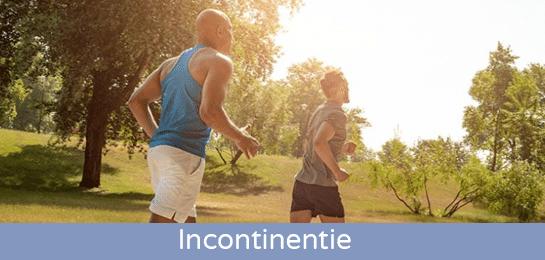 urineverlies tijdens het sporten