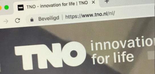 Blog rapport TNO