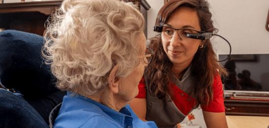 Voor de ouderenzorgcrisis bestaat geen vaccin klein