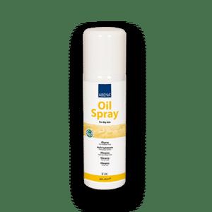 olie spray huidverzorging abena