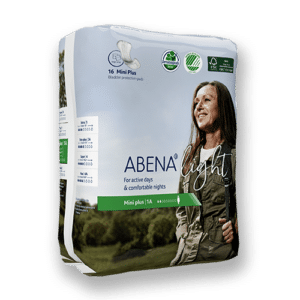 Abena Light mini plus inlegverband voor flinke druppels urineverlies
