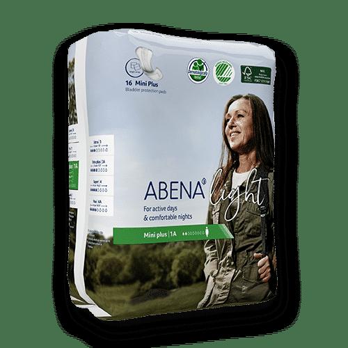 Abena Light mini plus inlegverband voor flinke druppels urineverlies