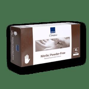 Handschoenen-nitril-wit-xl
